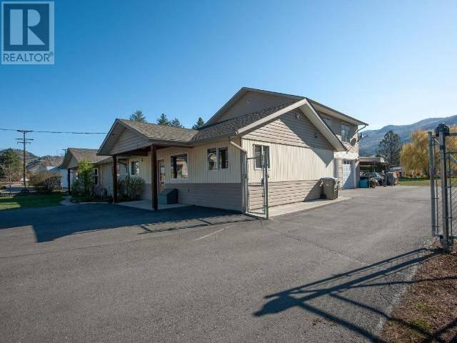 House for sale at 3251 Westsyde Road  Kamloops British Columbia - MLS: 156195