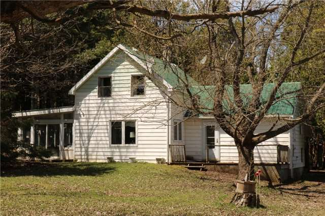 For Sale: 325303 Durham Road B Road, Grey Highlands, ON | 4 Bed, 1 Bath House for $470,000. See 2 photos!
