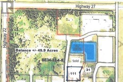 Residential property for sale at 32532 Range Road 42  Rural Mountain View County Alberta - MLS: CA0183157