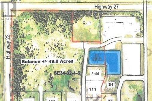 Residential property for sale at 32532 Range Road 45  Rural Mountain View County Alberta - MLS: CA0183172