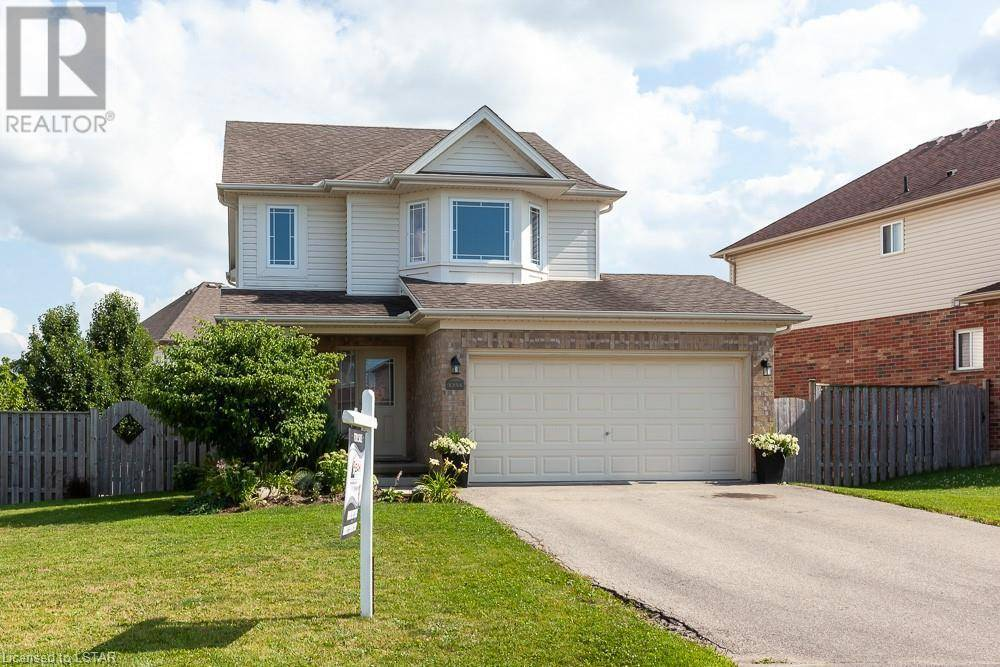 House for sale at 3254 Emily Carr Ln London Ontario - MLS: 215249