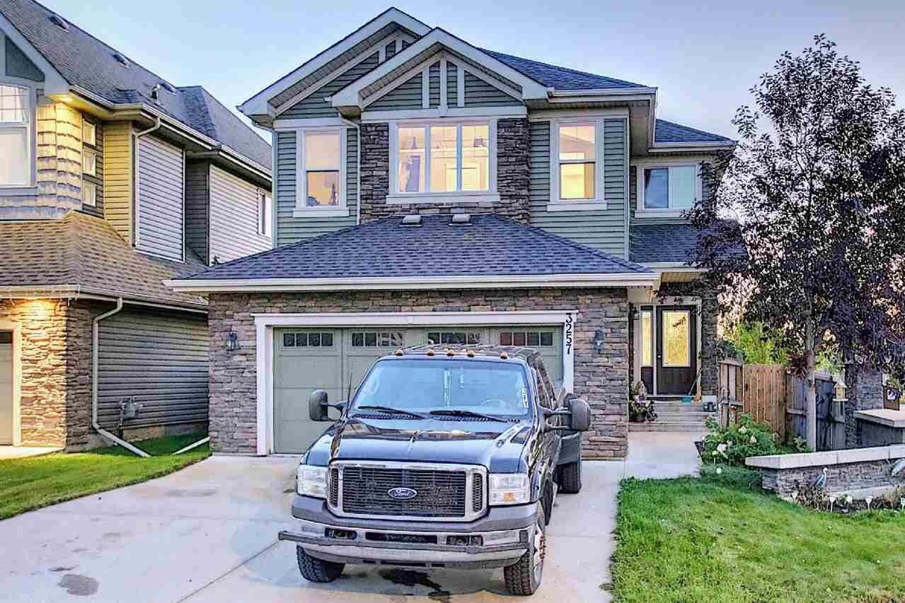 House for sale at 3257 Whitelaw Dr NW Edmonton Alberta - MLS: E4213422