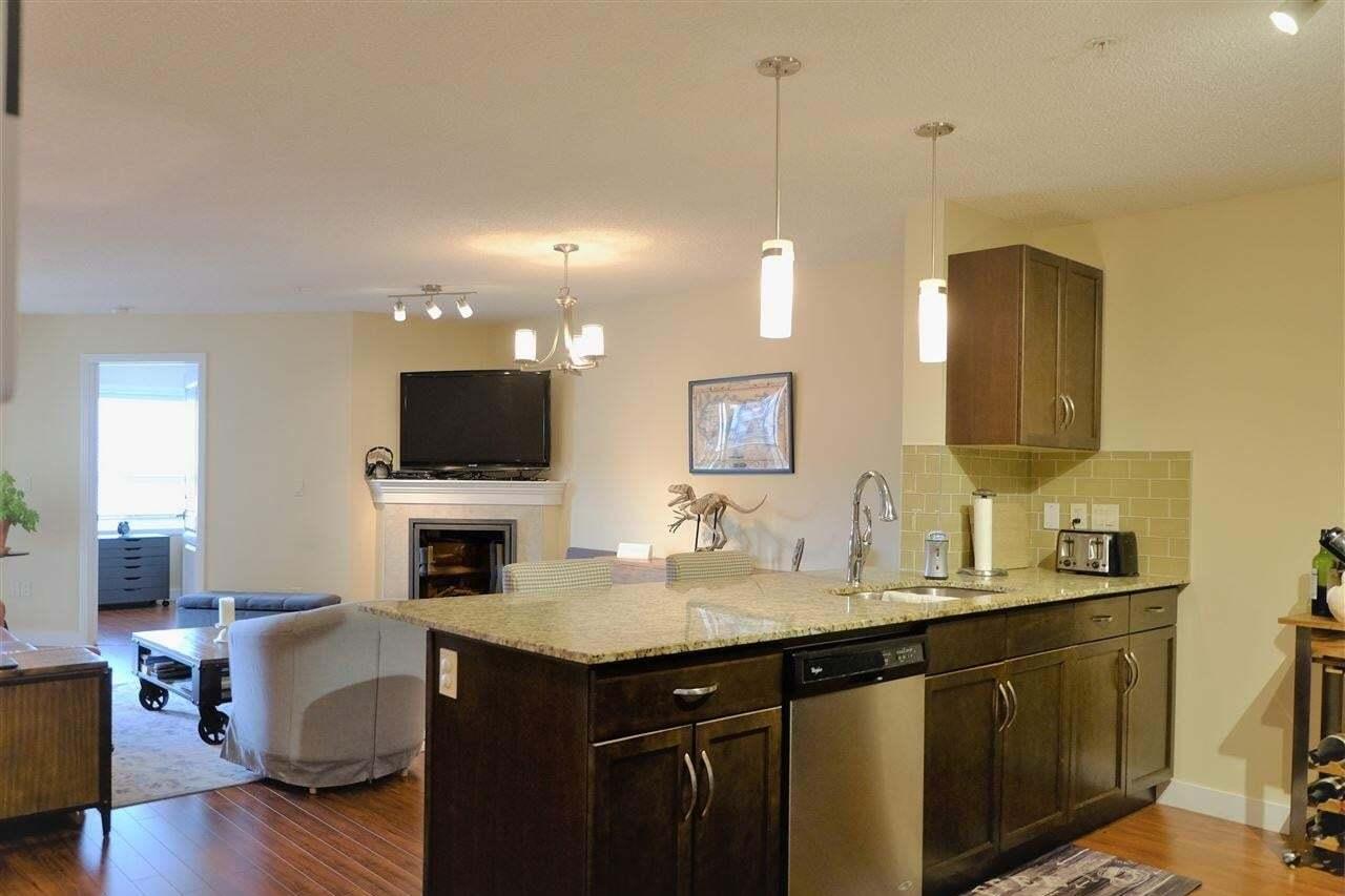 Condo for sale at 2045 Grantham Co NW Unit 326 Edmonton Alberta - MLS: E4215109