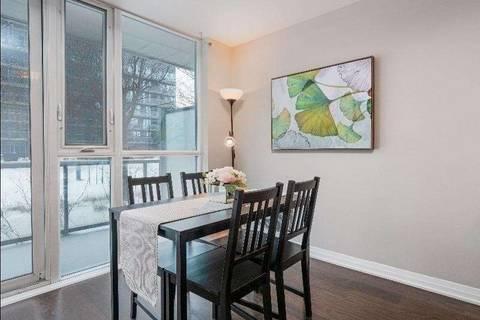 Apartment for rent at 25 Cole St Unit 326 Toronto Ontario - MLS: C4728922