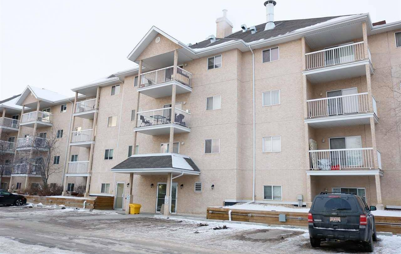 Condo for sale at 4210 139 Ave Nw Unit 326 Edmonton Alberta - MLS: E4182158