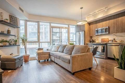 Apartment for rent at 50 Bruyeres Me Unit 326 Toronto Ontario - MLS: C4730442