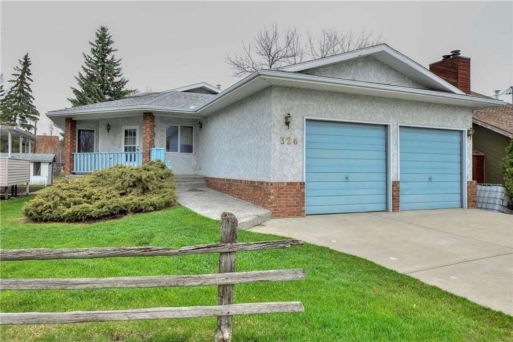 House for sale at 326 6 Av SE Central High River, High River Alberta - MLS: C4291874