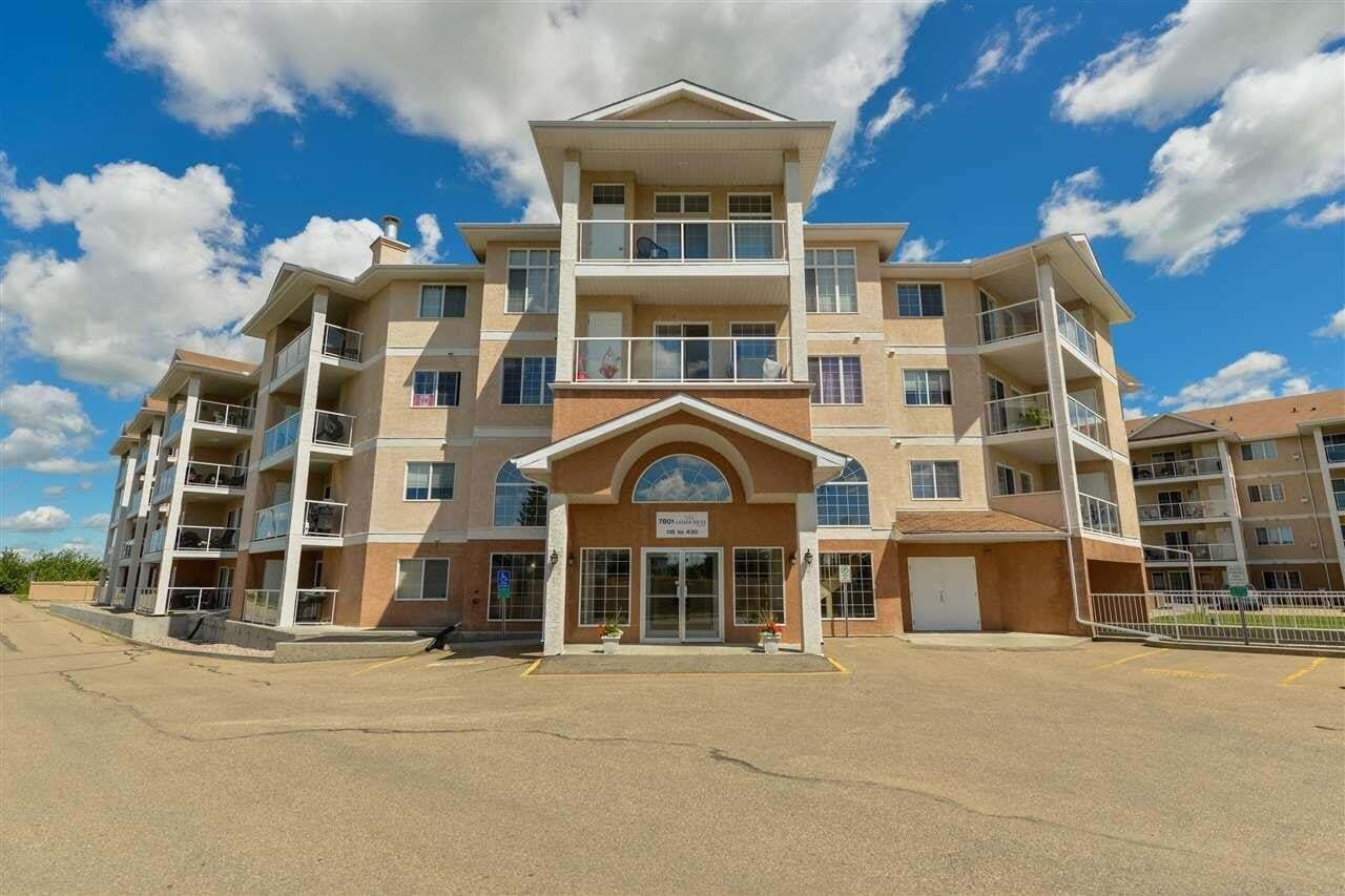 House for sale at 7801 Golf Course Rd Unit 326 Stony Plain Alberta - MLS: E4207108