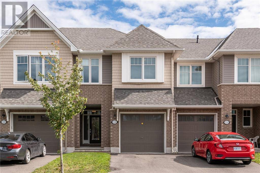 Townhouse for sale at 326 Alasken Dr Ottawa Ontario - MLS: 1183958