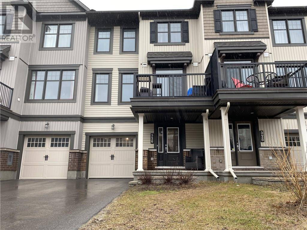 Townhouse for sale at 326 Citrine St Orleans Ontario - MLS: 1188005