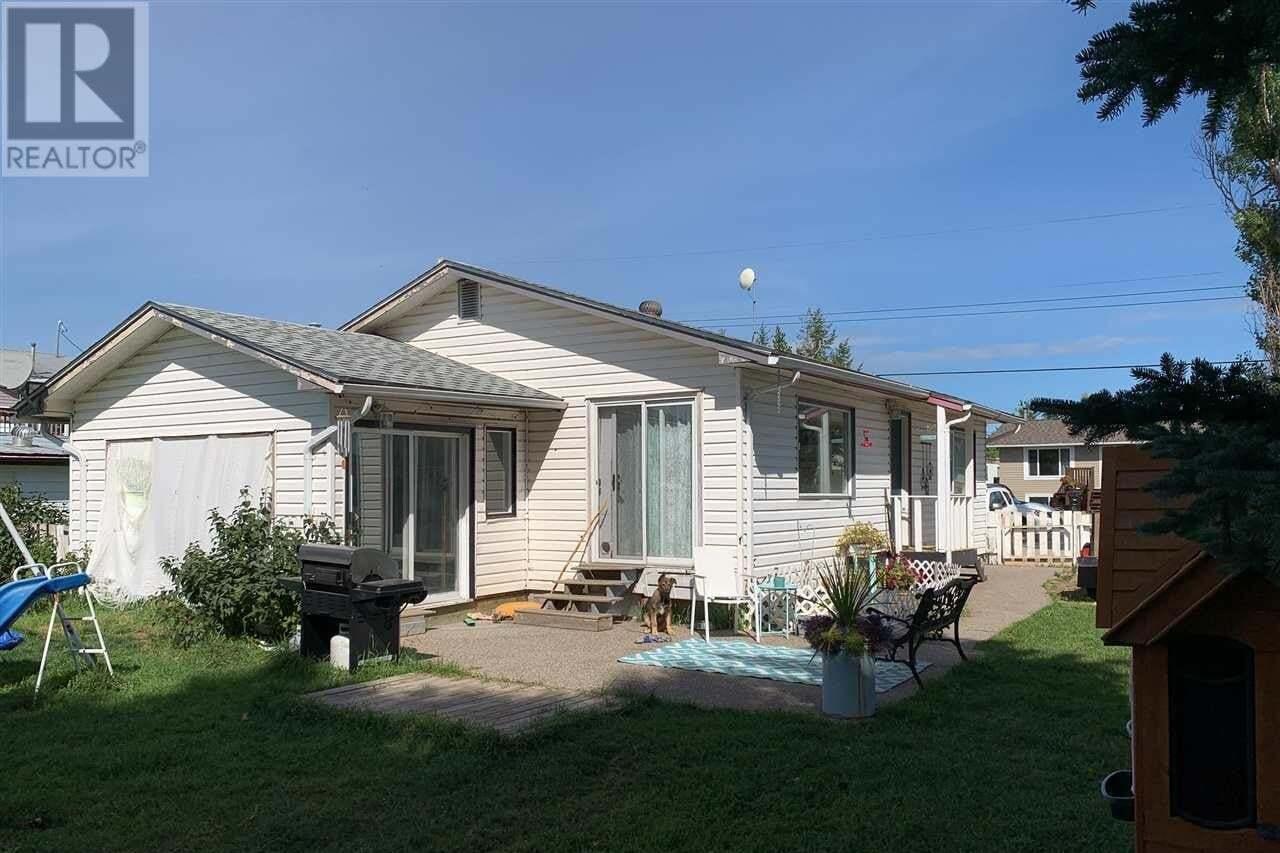 House for sale at 326 Connaught St Vanderhoof British Columbia - MLS: R2488180