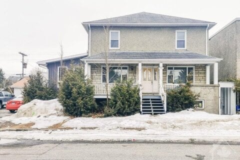 Townhouse for sale at 326 Frontenac St Ottawa Ontario - MLS: 1186926