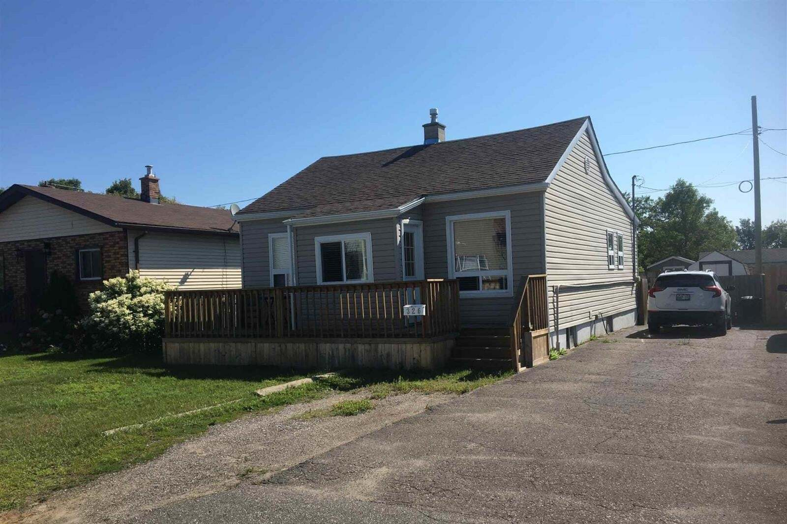 House for sale at 326 Grenville Ave Thunder Bay Ontario - MLS: TB201752