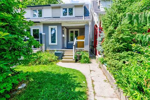 Townhouse for rent at 326 Kenilworth Ave Toronto Ontario - MLS: E4737620