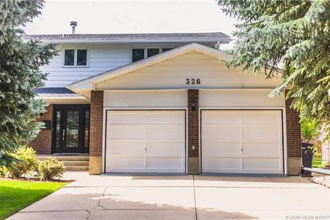 House for sale at 326 Laval Blvd W Lethbridge Alberta - MLS: LD0177570