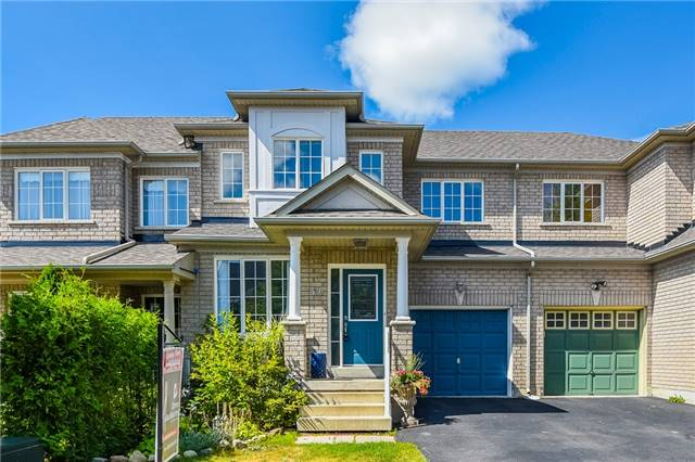 For Sale: 326 Marble Place, Newmarket, ON | 3 Bed, 4 Bath Townhouse for $639,900. See 14 photos!