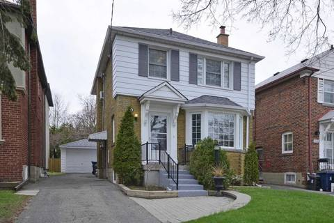 House for rent at 326 Rumsey Rd Toronto Ontario - MLS: C4680139