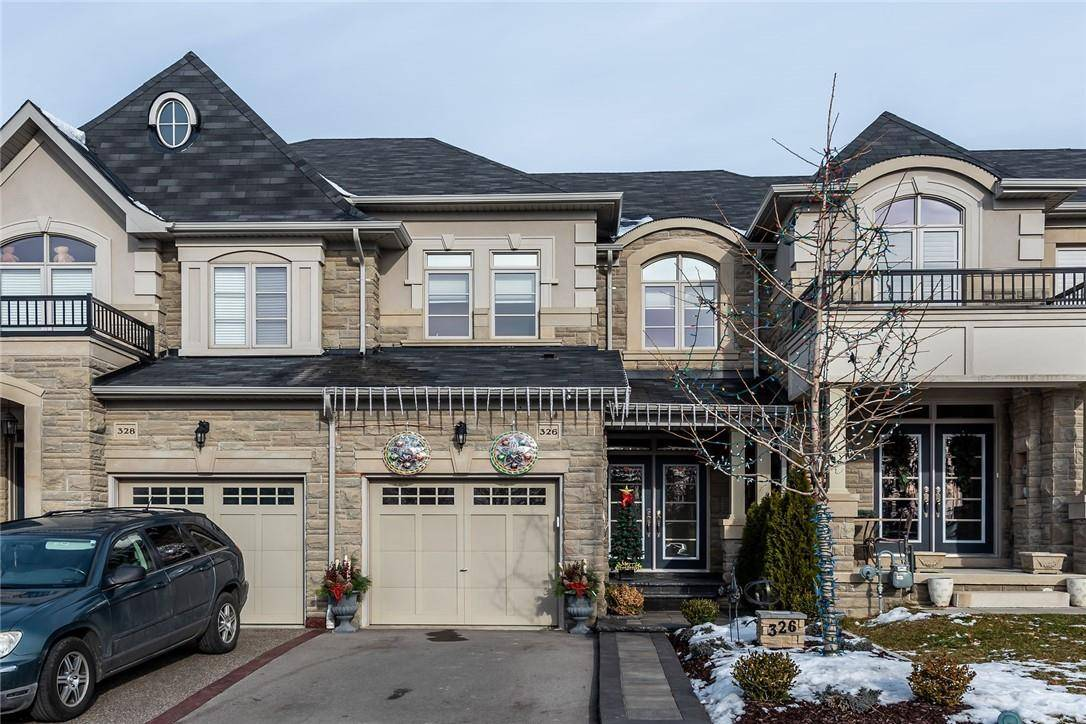 Townhouse for sale at 326 Rymal Rd W Hamilton Ontario - MLS: H4069086