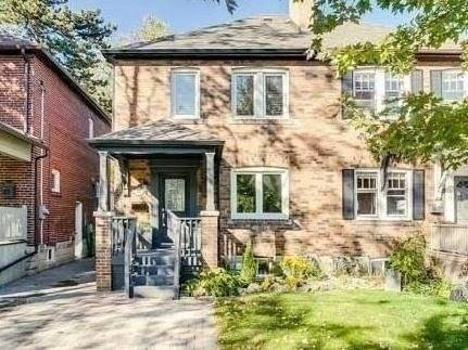 Townhouse for rent at 326 St Germain Ave Toronto Ontario - MLS: C4685393