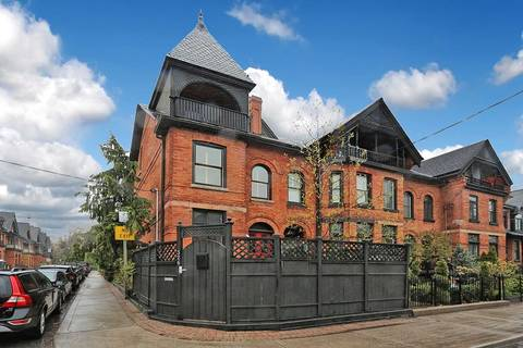 Townhouse for sale at 326 Wellesley St Toronto Ontario - MLS: C4450019