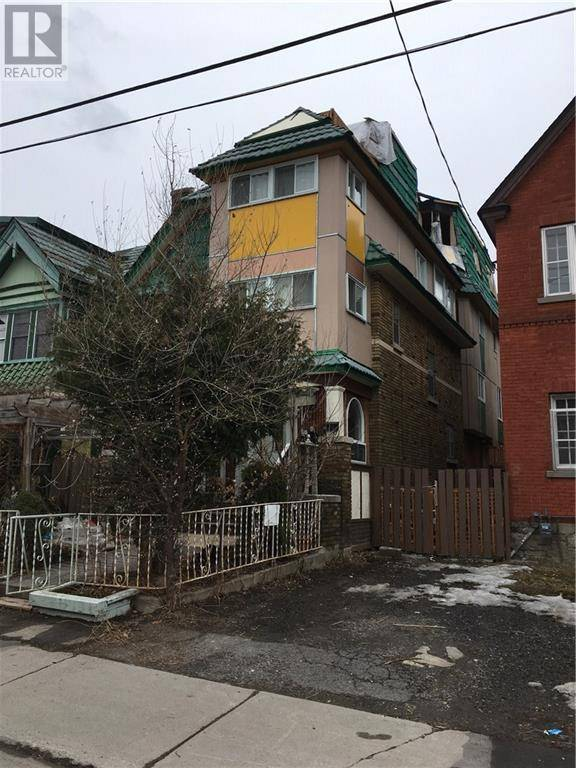 Townhouse for sale at 326 Wilbrod St Ottawa Ontario - MLS: 1177638