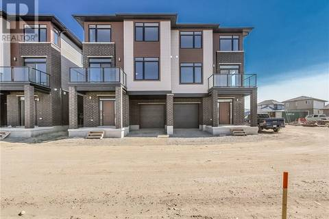 Townhouse for sale at 103 Singleton Ave Unit 3260 London Ontario - MLS: 186167