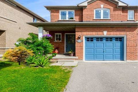 Townhouse for sale at 3264 Carabella Wy Mississauga Ontario - MLS: W4489624