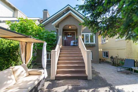 Townhouse for sale at 3264 7th Ave W Vancouver British Columbia - MLS: R2369989