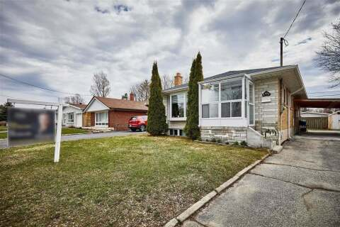House for sale at 3265 Lawrence Ave Toronto Ontario - MLS: E4770338