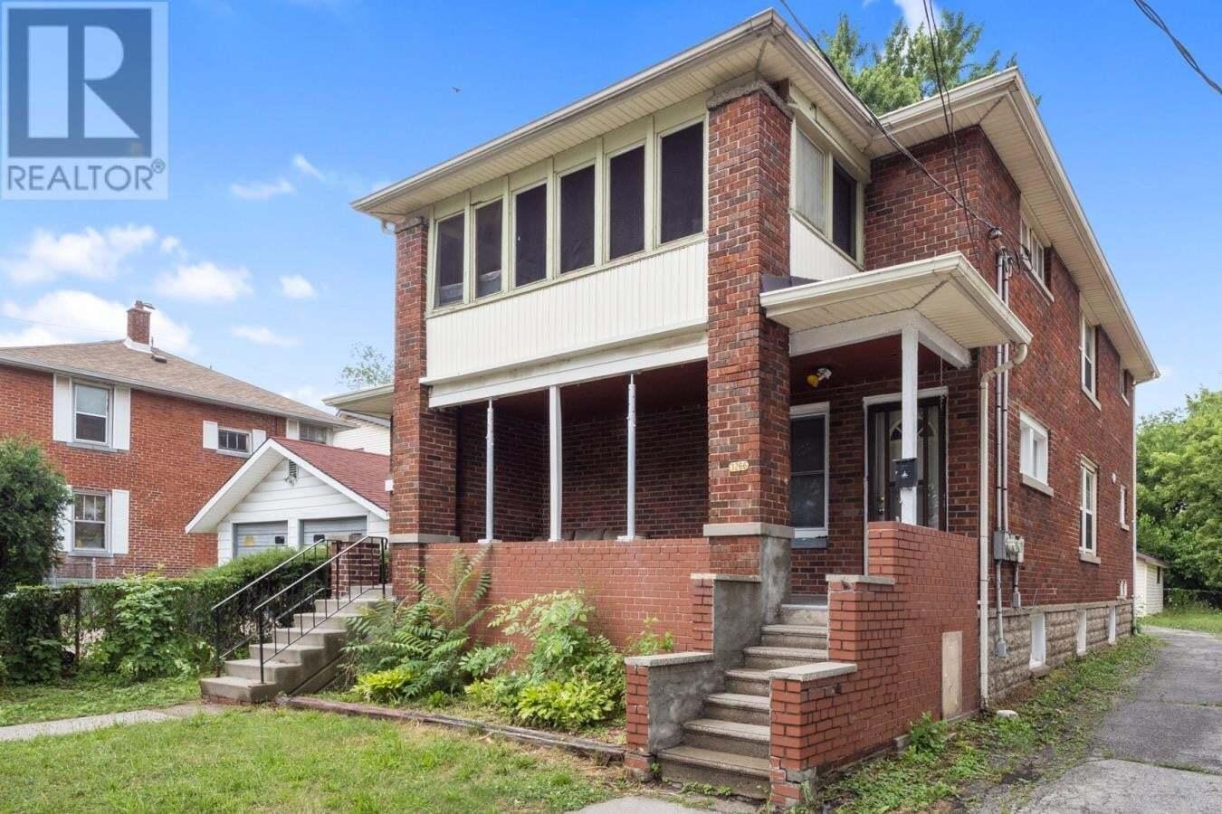 Townhouse for sale at 3266-70 Millen  Windsor Ontario - MLS: 20012216
