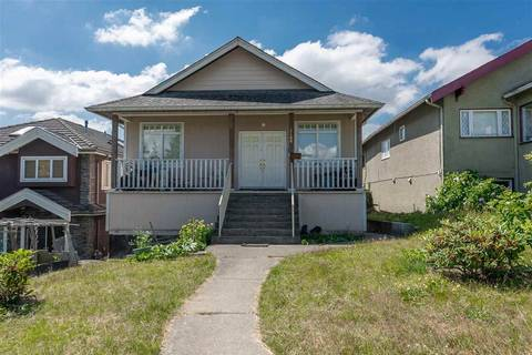 House for sale at 3266 Pender St E Vancouver British Columbia - MLS: R2382445