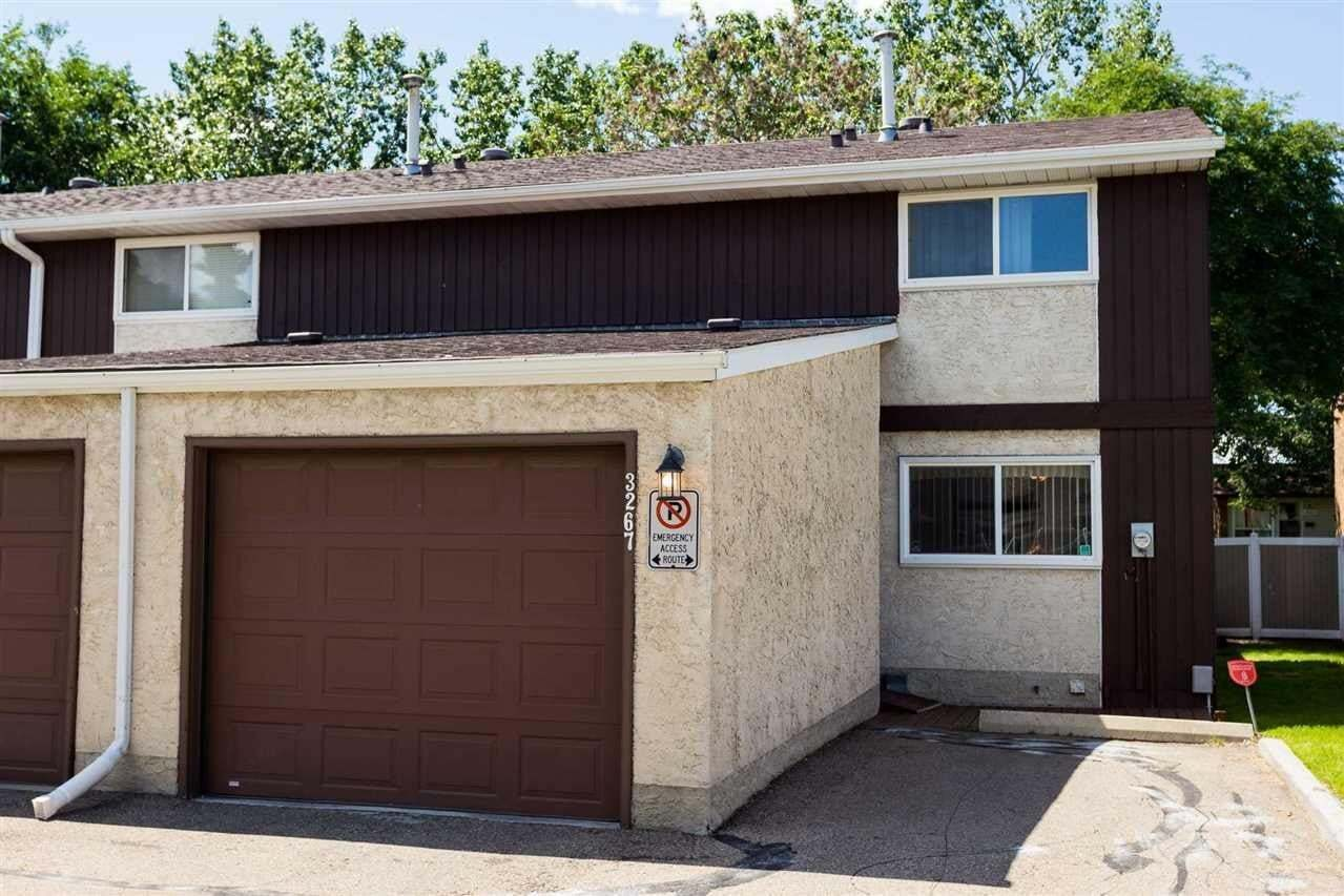 Townhouse for sale at 3267 132a Av NW Edmonton Alberta - MLS: E4205922