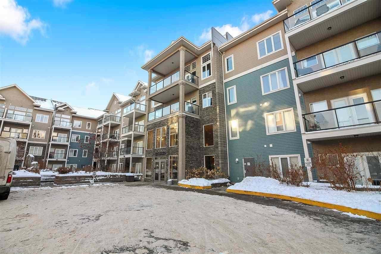Condo for sale at 10121 80 Ave Nw Unit 327 Edmonton Alberta - MLS: E4185605
