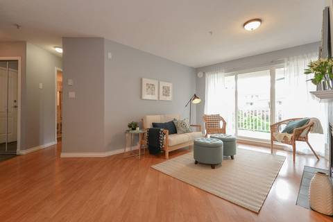Condo for sale at 22020 49 Ave Unit 327 Langley British Columbia - MLS: R2390055
