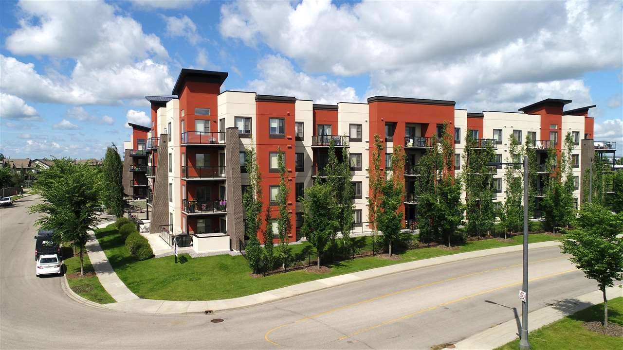 For Sale: 327 - 304 Ambleside Link, Edmonton, AB | 2 Bed, 2 Bath Condo for $266,000. See 29 photos!