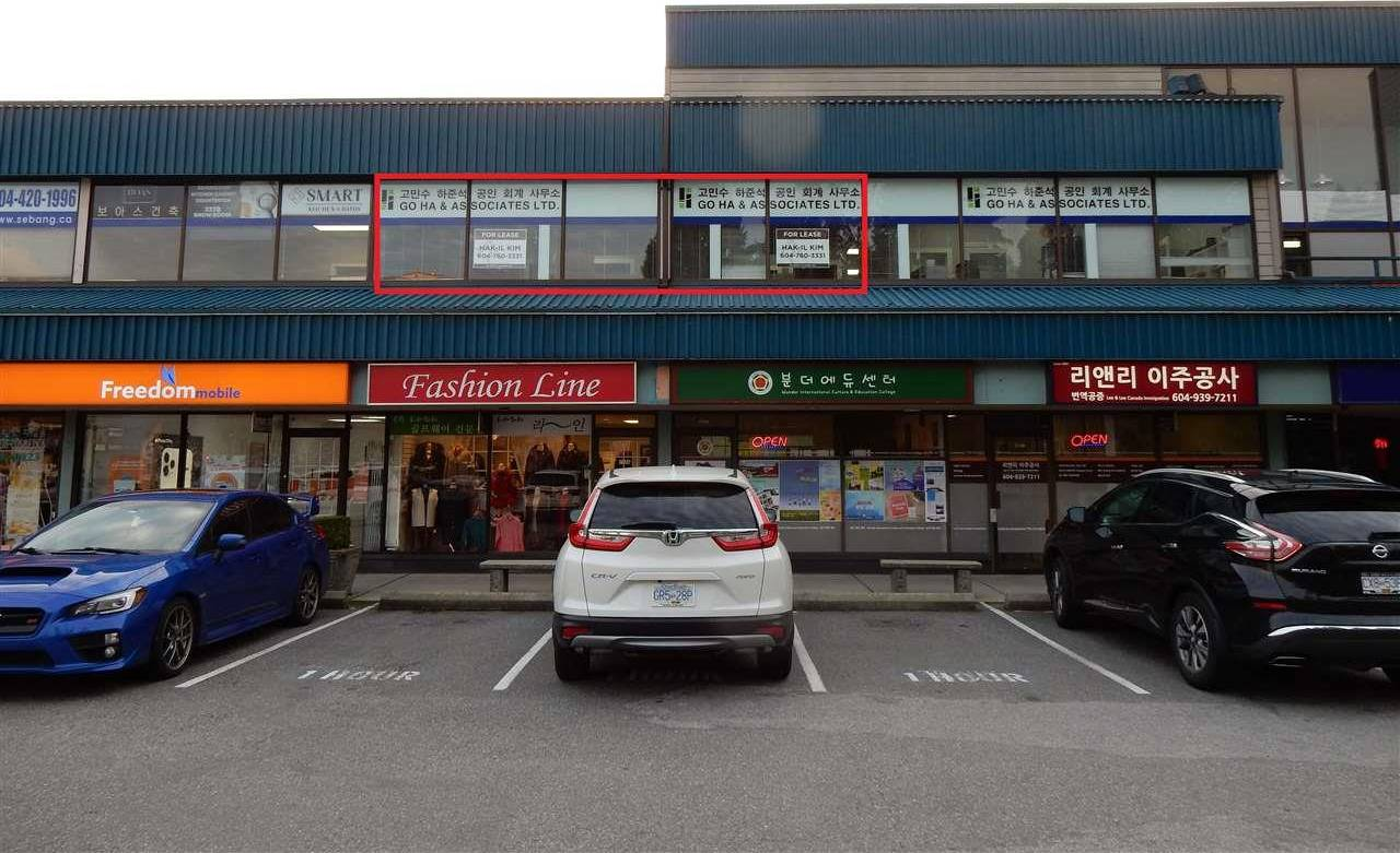 Commercial property for lease at 4501 North Rd Apartment 327 Burnaby British Columbia - MLS: C8029376