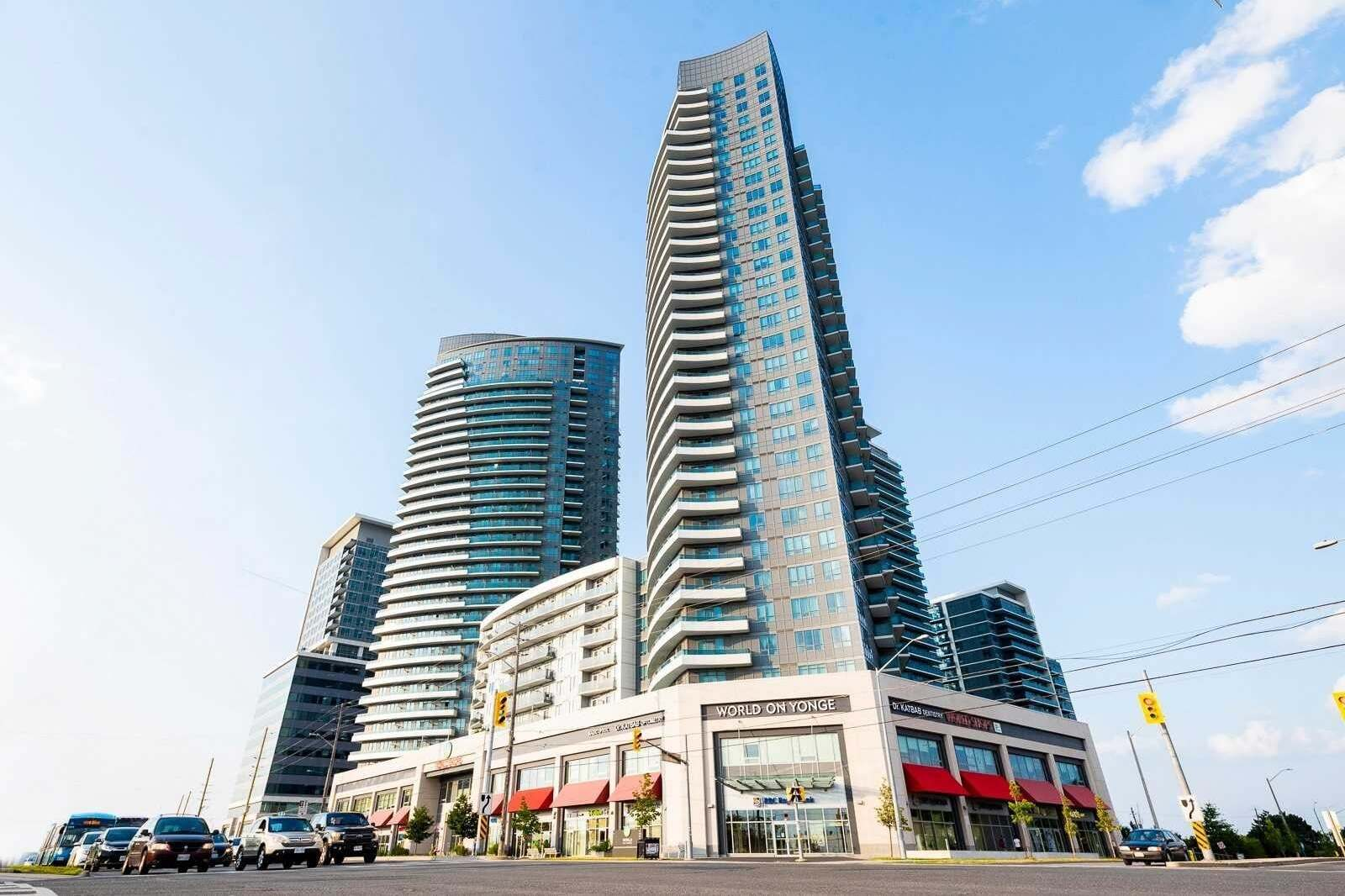 Home for rent at 7161 Yonge St Unit 327 Markham Ontario - MLS: N4818057