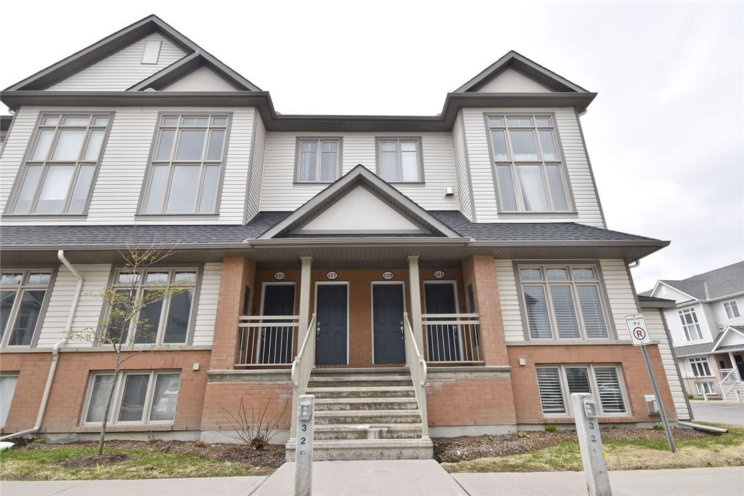 Removed: 327 Galston Private, Ottawa, ON - Removed on 2019-06-06 05:45:09