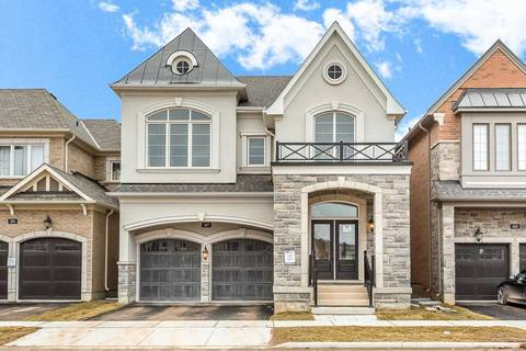 House for sale at 327 Harold Dent Tr Oakville Ontario - MLS: W4391197