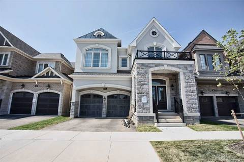 House for rent at 327 Harold Dent Tr Oakville Ontario - MLS: W4549785