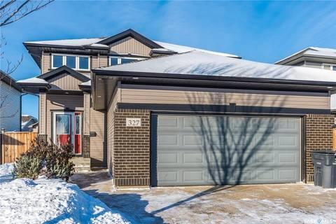 House for sale at 327 Hettle Cove Saskatoon Saskatchewan - MLS: SK797428
