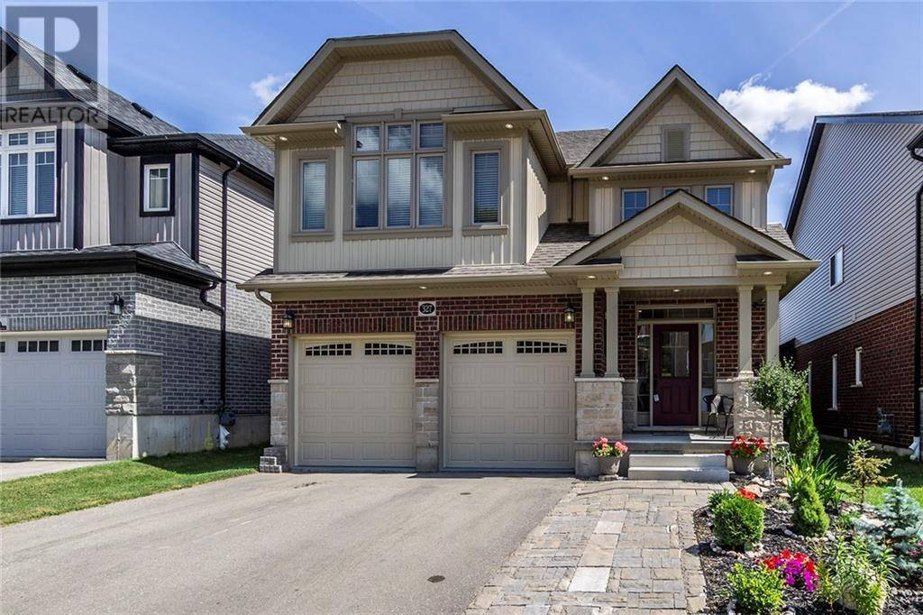 House for sale at 327 Moorlands Cres Kitchener Ontario - MLS: 30761852