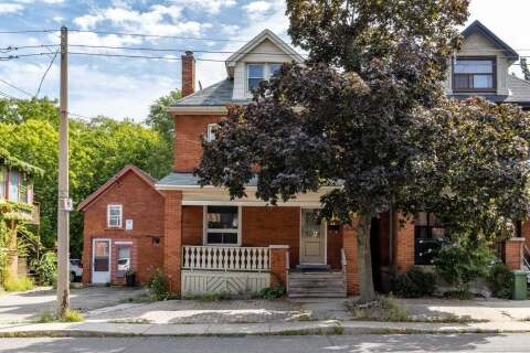House for sale at 327 Queen St Hamilton Ontario - MLS: X4948566