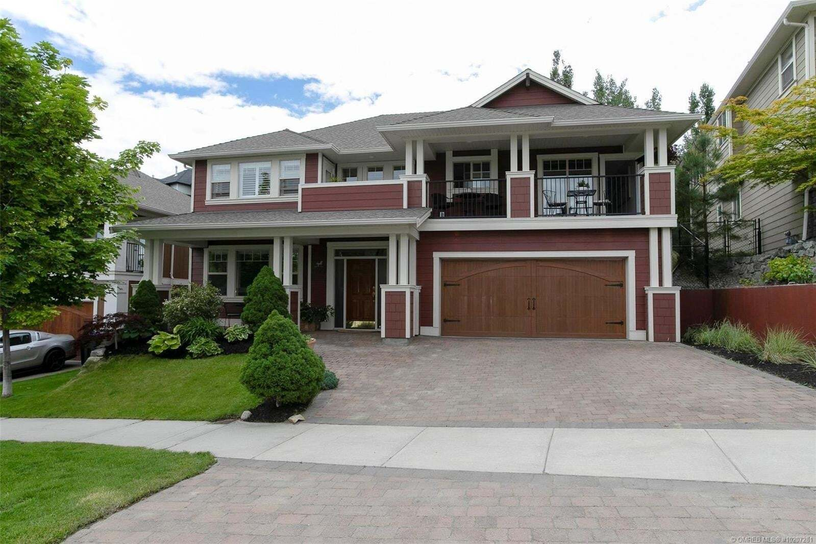 House for sale at 327 Quilchena Dr Kelowna British Columbia - MLS: 10207281