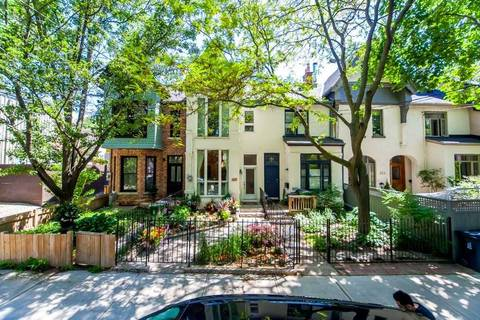 Townhouse for sale at 327 Sumach St Toronto Ontario - MLS: C4502929