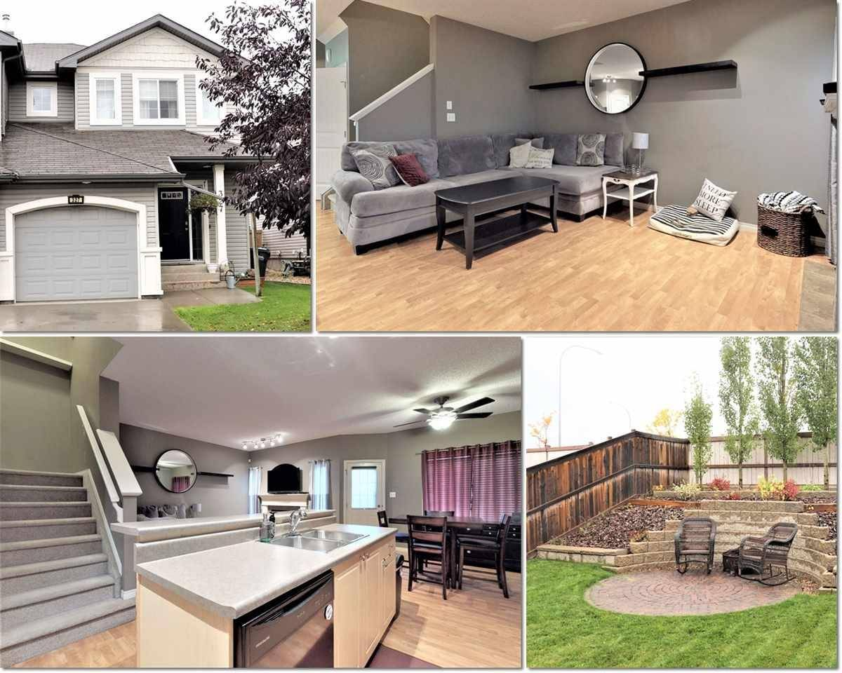 Townhouse for sale at 327 Summerton Cres Sherwood Park Alberta - MLS: E4179884