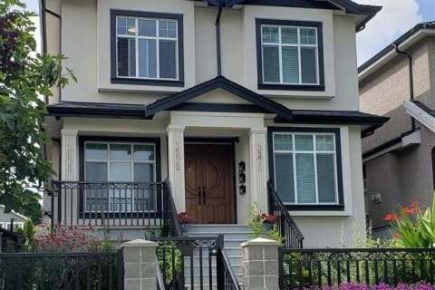 House for sale at 3270 Grant St Vancouver British Columbia - MLS: R2458592