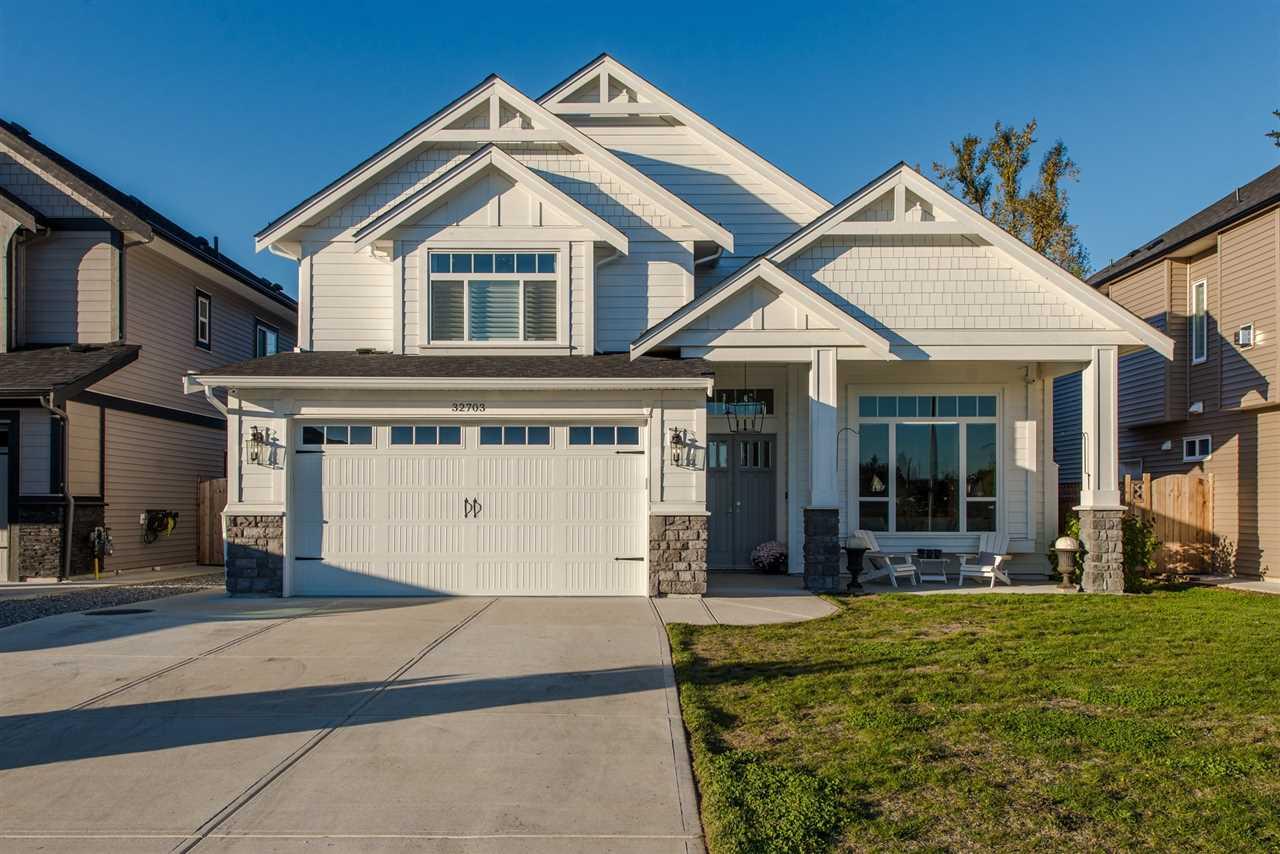 Sold: 32703 Unger Court, Mission, BC