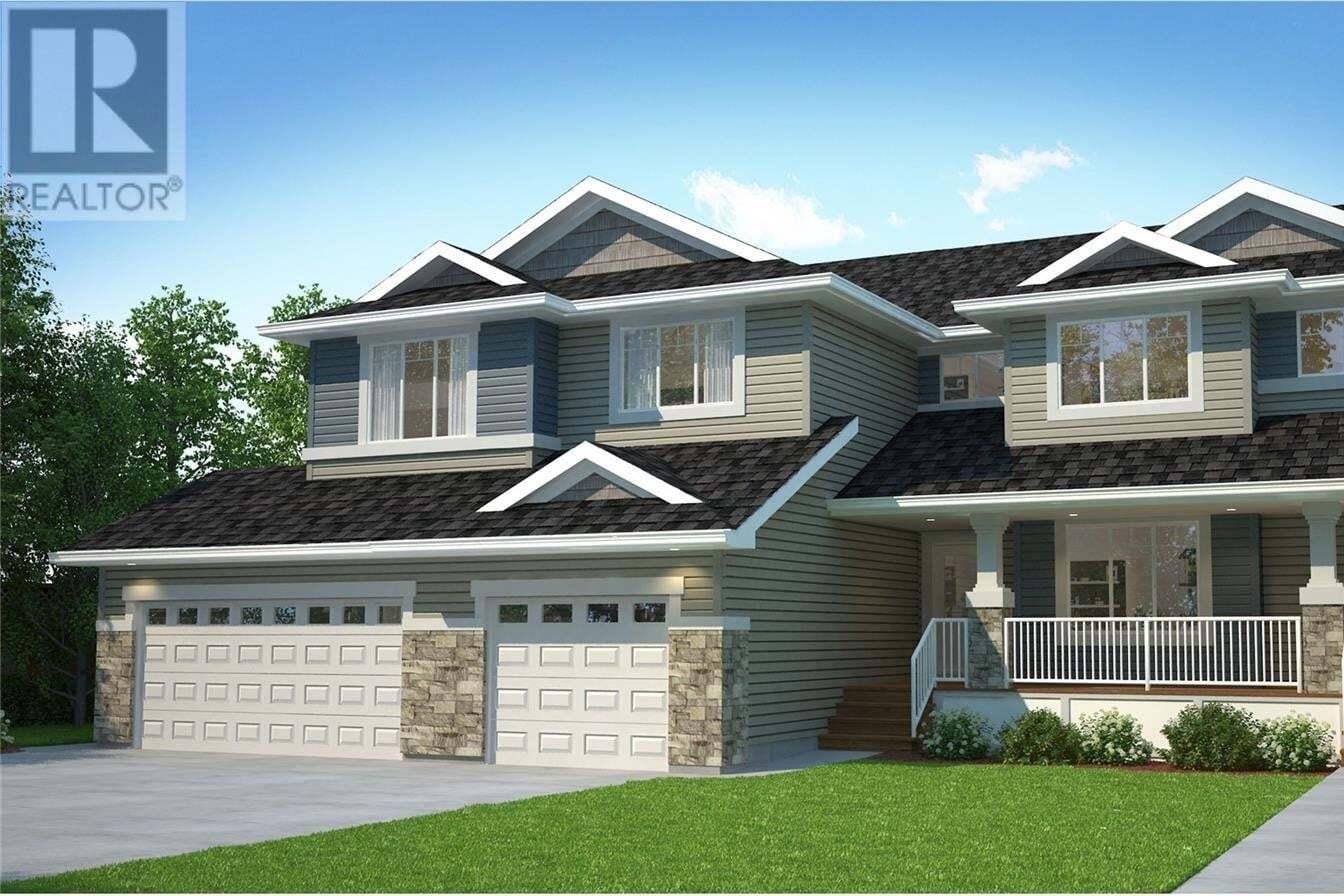 Townhouse for sale at 3271 Green Brook Rd Regina Saskatchewan - MLS: SK821703