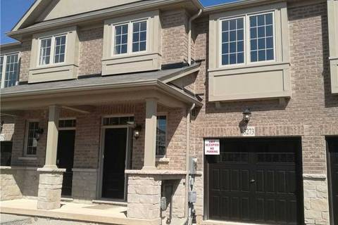 Townhouse for rent at 3273 Mockingbird Common Ct Oakville Ontario - MLS: W4582324